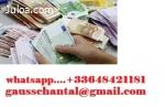 oferta de împrumut  gausschantal@gmail.com